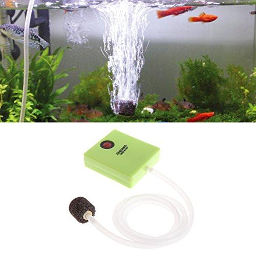 Jiamins Aquarium-Pumpe/Luftpumpe für Aquarien, Luftpumpe