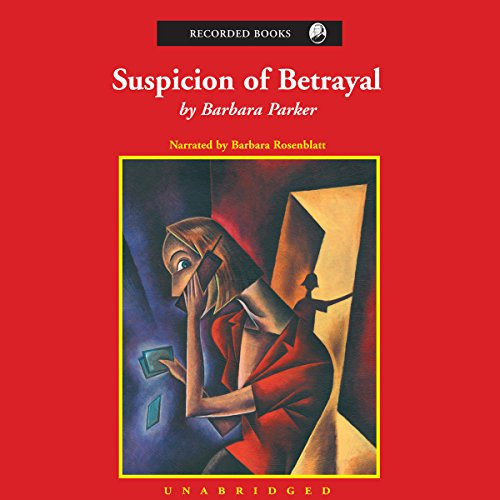 Suspicion of Betrayal audiobook cover art