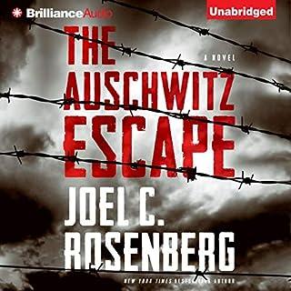 The Auschwitz Escape cover art