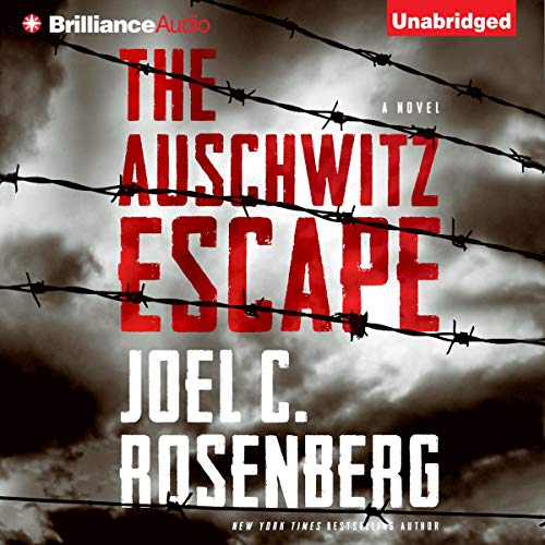The Auschwitz Escape audiobook cover art