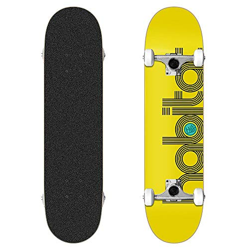 Habitat Ellipse Medium 7,87 inch compleet skateboard