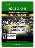 Madden NFL 15: 12,000 Points - Xbox One Digital Code