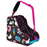 Pacer Skate Shape Bags - Great for Quad Roller Skates or Inlines (Donut) inline skates for boys May, 2021