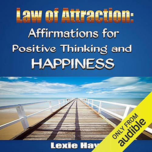 Law of Attraction: Affirmations for Positive Thinking and Happiness Titelbild