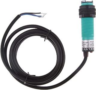 H HILABEE Sensores Telemecánicos Sensor Fotoeléctrico Clase A Difuso, Retrorreflectante