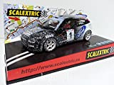 SCX Slot Scalextric 6062 Ford Focus WRC Efecto Nieve