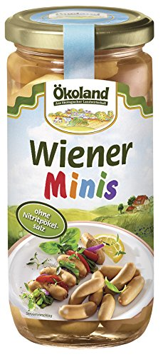 Ökoland Wiener Minis, 3er Pack (3 x 180 g)