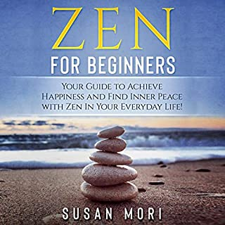 Zen for Beginners audiobook cover art