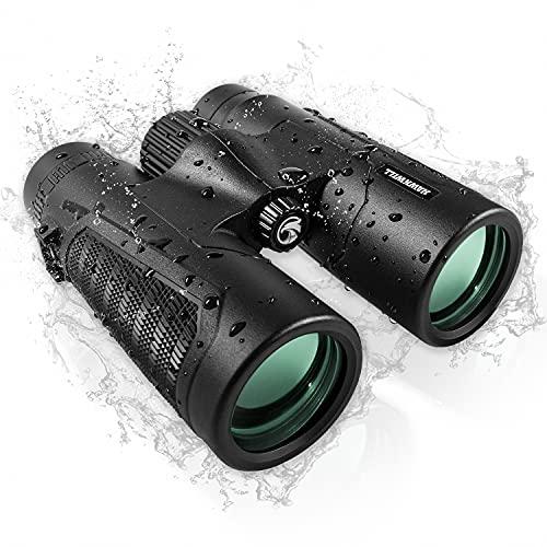 Designed in USA Hawkwill 12x50 Binoculars for...