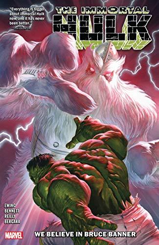 Immortal Hulk Vol. 6: We Believe In Bruce Banner (Immortal...