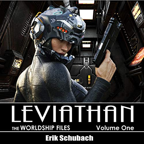 Worldship Files: Leviathan cover art