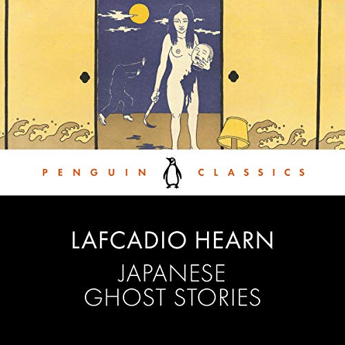 Japanese Ghost Stories audiobook cover art