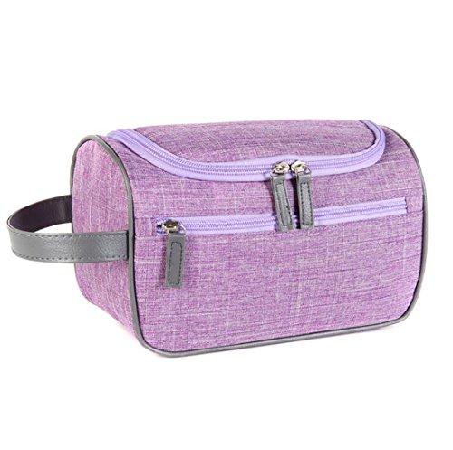 NormCorer, Trousse de toilette, violet clair (Violet) - HZB000040