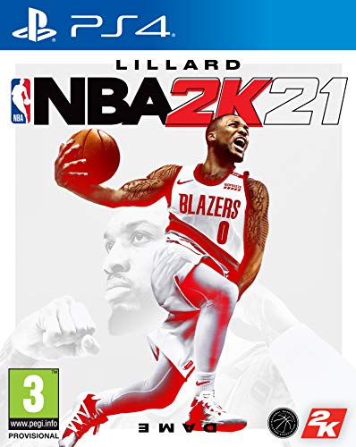 NBA 2k21- Playstation 4 (Edición Exclusiva Amazon)