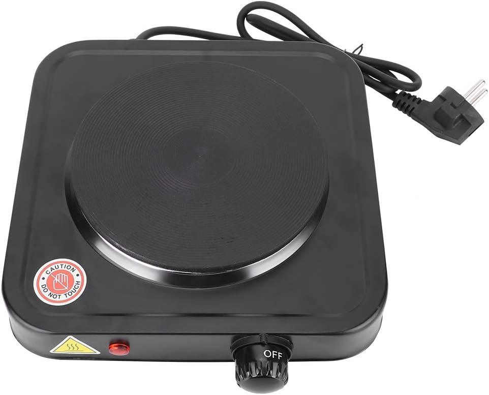 Estufa eléctrica caliente, luz indicadora Horno de calentamiento para cocina para el hogar para enchufe de la UE 220V