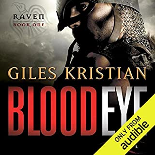 Blood Eye audiobook cover art