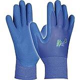 Schutzhandschuh KIDS | Gr. 5-8 Jahre | blau | Jungen-Handschuhe | 1 Paar