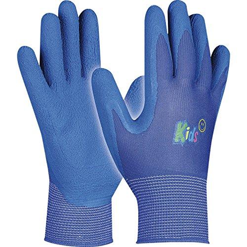 Schutzhandschuh KIDS   Gr. 5-8 Jahre   blau   Jungen-Handschuhe   1 Paar