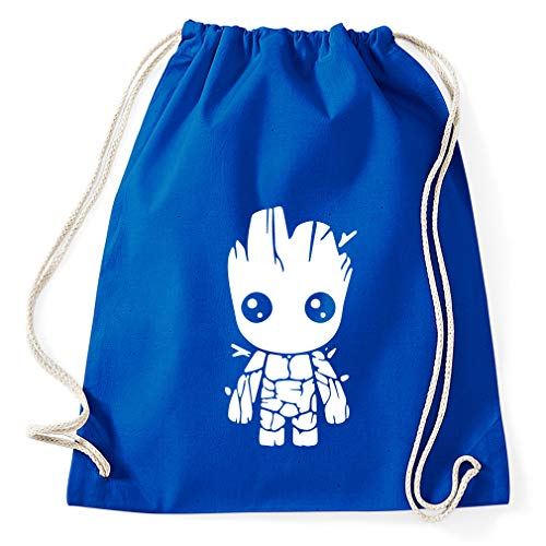 Styletex23 Baby Groot Gymtas Sporttas Gym Bag