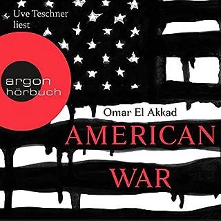 American War                   Autor:                                                                                                                                 Omar El Akkad                               Sprecher:                                                                                                                                 Uve Teschner                      Spieldauer: 13 Std. und 12 Min.     289 Bewertungen     Gesamt 4,1