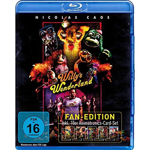 Willy's Wonderland LTD. - Special Edition [Blu-ray]