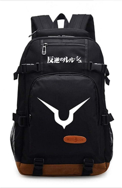 Code Geass Leuchtend Anime Rucksack Schulrucksack Backpack Daypack Schultasche
