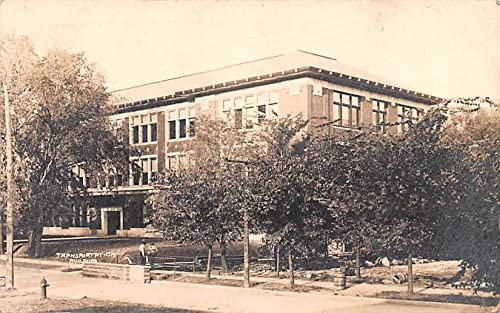 Transportation Building NEW before selling ☆ Midland Mail order City postcard Illinois