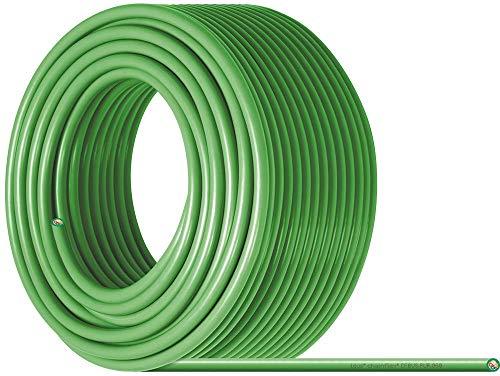 PROFINET Kabel, geschirmt 4x0,38 mm². 50 Meter Rolle. Für die Schleppkette. Mit 36 Monaten Garantie. Made in EU.