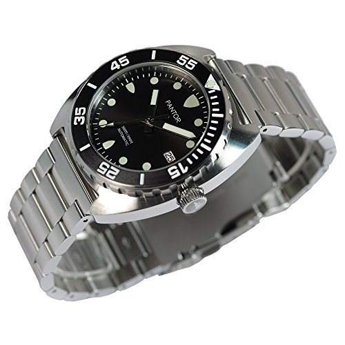 Pantor Sealion Diver Watches for Men, Mens Sports...