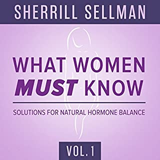 What Women Must Know, Vol. 1 audiobook cover art