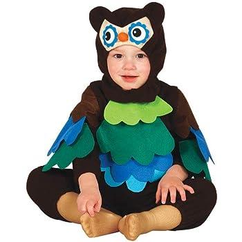 FIESTAS GUIRCA Búho Disfraz búho búho bebé: Amazon.es: Juguetes y ...