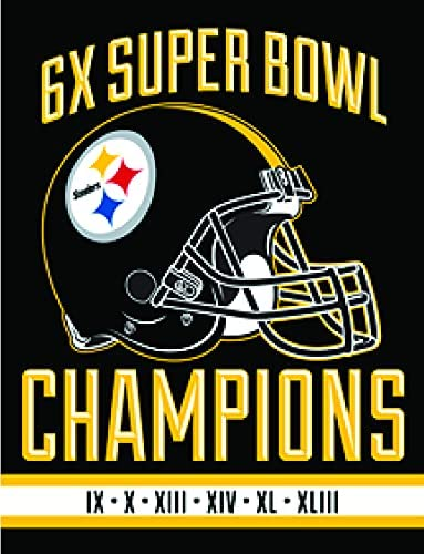 Northwest NFL Pittsburgh Steelers Sales results No. 1 Multi Year Bowl Max 69% OFF Super Champion