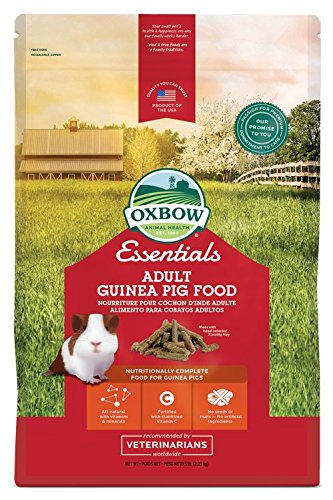 Oxbow Essentials Adult Guinea Pig Food - 5 lb.