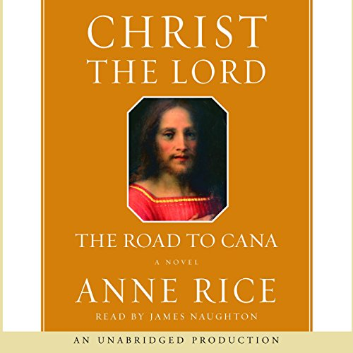 Christ the Lord audiobook cover art