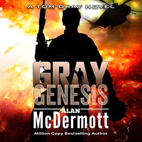 Couverture de Gray Genesis