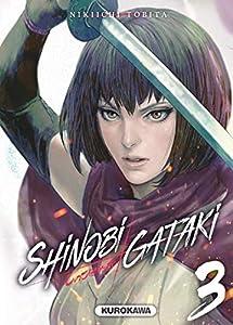 Shinobi Gataki Edition simple Tome 3