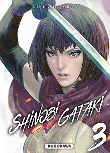 Shinobi Gataki Edition simple Tome 3