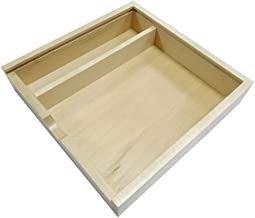 Fashion Maple/Walnut Wood Photo Album Box Creative Album Collection Box Maple