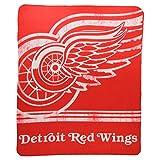 Northwest NHL Fade Away Printed Fleece Throw, 50' x 60' (Detroit Redwings)