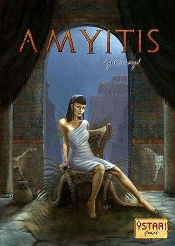 Amyitis by Rio Gründe