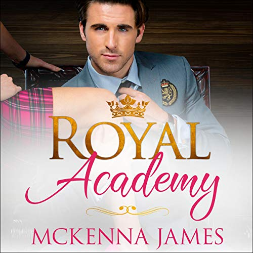 Royal Academy audiobook cover art