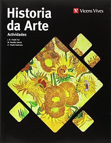 HISTORIA DA ARTE ACTIVIDADES GALICIA