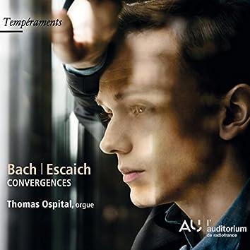 Bach & Escaich: Convergences