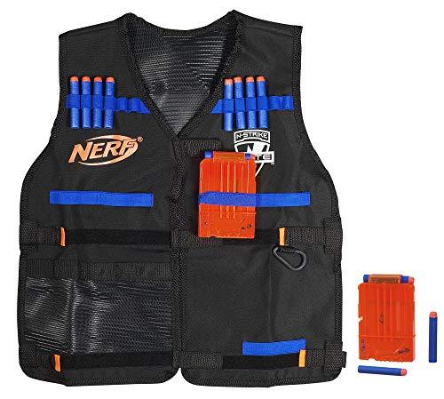 Nerf Elite - Kit di Giubbotto Tattico, A0250148,...
