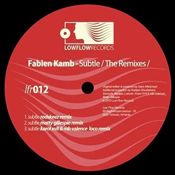 Subtle (The Remixes)