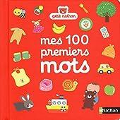 Mes 100 premiers mots - Imagier bébé dès 10 mois d'Emiri Hayashi