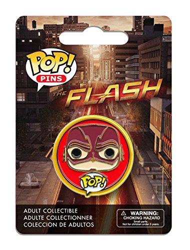 DC Comics POP! Pins Chapa The Flash TV Ver.