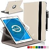 Forefront Cases Coque pour Samsung Galaxy Tab Pro 10.1 T520 Rotatif Étui Housse Coque Case Cover...