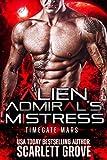 Alien Admiral's Mistress: Alien Abduction Breeder Romance (Timegate Mars Book 4)