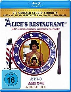 Alice`s Restaurant - Kinofassung (HD neu abgetastet) [Blu-ray]